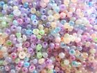 100g cute fashion 2MM Jewelry Colorful Glass Seed Bead Mix Seed Bead Explosion
