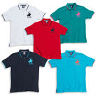 Boy's Polo T Shirts Kids Summer T-Shirt Children Short sleeve Collared Tops 2-13
