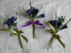 Thistles & Heather spray-Decorations/Wedding Favours/Buttonholes/ Bomboniere