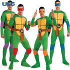 Teenage Mutant Ninja Turtles TMNT Rubies TMNT Costume  Fancy Dress Jumpsuits
