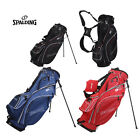 "Spalding Golf S-219 Stand / Carry Bag 9"" Top Men's Golf Bag"
