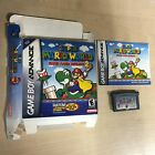 Nintendo Gameboy Advance Game* Super Mario World-Super Mario Advance 2 US NTSC