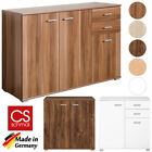 CS Schmal Sideboard Highboard Kommode Mehrzweckschrank Bücherregal Wandregal ✔ Markenqualität von CS Schmal   ✔ Made in Germany