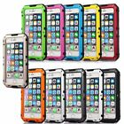 Waterproof Shockproof mental Phone Case Cover For iPhone 6 6S 6Plus
