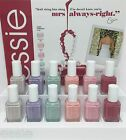 ESSIE NAIL LACQUER - BRIDAL- Mrs. Always-right 2016 - 0.46oz - Pick any Color