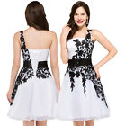 Women Sexy Summer Short Homecoming Club Dress Party Cocktail Prom Ball Gown