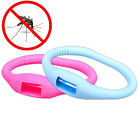 Kids Baby Anti Mosquito Insect Repellent Bracelet Wristband Natual Essential Oil