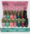 Orly-EPIX Nail Lacquer 0.6oz-NO BASE NEEDED- MELROSE Spring 2016- Pick Any Color