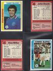 TOPPS - FOOTBALL 1979 SCOTTISH RED BACK (NUMBERS 091-120) SELECT YOUR CARD