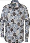Robert Graham Moeni Embroidered Shirt XL NWT $248