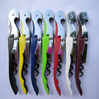 Multi functional Stainless Steel Metal Corkscrew Wine Beer Bottle Cap Opener