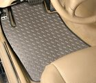 2006 dodge rampage - Diamond Plate - Vinyl Floor Mats - Front Mats - CUSTOM - Dodge