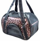 Pet DOG or Cat Carrier, Travel Carry Tote Foldable