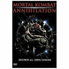 Mortal Kombat - Annihilation (DVD, 1998) Like New Robin Shou Talisa Soto