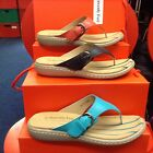Heavenly Feet Tess Sandal Flipflops Size 3,4,5,6,7,8 New Holiday Flying Out