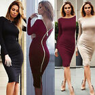 New Womens Fashion Bodycon Slim Lace Evening Party Ladies Short Club Dress