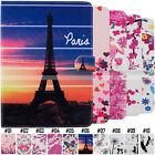 Cute PU Leather Card Wallet Flip Case Protective Stand Magnetic Cover For Apple