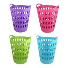 Laundry Basket Home Clothes Washing Flexi Large Flexible Tall Clothing