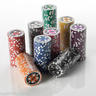 Poker Chips - 15G Heavy Poker Chips in 25pcs per Roll Value - Many Values