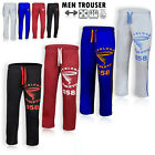 Men Tracksuit Bottom Sweat Pants Gym Training Trousers Casual Trousers