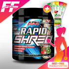 APN RAPID SHRED 300g ATHLETIC PERFORMANCE NUTRITION THERMOGENIC POWDER 60 SERVES