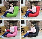 'Bean Bag Gamer Beanbag Indoor Outdoor Gaming Garden Recliner Cushion Kids Chair