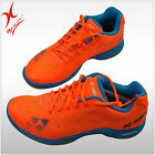 YONEX BADMINTON SHOE - AERUS MX POWER ORANGE CUSHION MEN'S SHOES (2016)