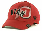 Utah Utes NCAA Top of the World Pac-12 University RED Adjustable Cap Hat - OSFA