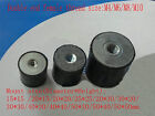 Double end Female Thread M4/6/8/10 Rubber damper All Mount Size