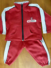 CHARLTON ATHLETIC FC BABY TRACKSUIT SET  (2 PIECE)  VARIOUS SIZES   BRAND NEW