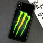>> MONSTER PLASTIC RUBBER TPU CASE FOR IPHONE SAMSUNG HTC SONY LG <<