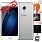 "Original Meizu M3S 5"" Mobile Phone Octa Core Touch ID 4G LTE Unlocked Metal Body"