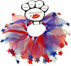 Smoocher Patriotic 4th of July Dog Party Collars Sm to XL New