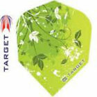 TARGET VISION TRANSLUCENT GREEN GARDEN FLIGHTS - Choose number of sets!
