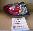 2008 MAZDA 6 4 DR SEDAN DRIVER LEFT SIDE TAIL LIGHT LAMP OEM