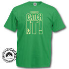 Saturday Night Fever T-Shirt - Catch It! 80's 90's Fun Gift