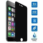 Anti-Spy Privacy Tempered Glass Screen Protector For iPhone 6 6s 7 8 Plus X