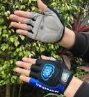 Half Finger Dirt Bike Bicycle BMX fixed gear Skateboard roller skating Gloves