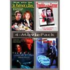 FOUR FILM MOVIE DVD SET - ST. PATRICK'S DAY, TROUBLE ON THE CORNER, AND 2 MORE
