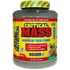 Applied Nutrition Critical Mass 2.89kg High Potency Weight Gainer