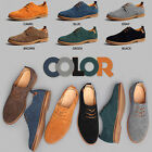 2016 Hottest Come Summer Suede European Style Leather Shoes Men's oxfords Casual
