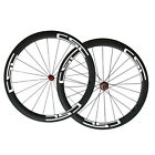 CSC Straight pull Carbon hub R36 Ceramic bearing 50mm Clincher Carbon wheelset