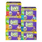 Luvs, Ultra Leakguard Diapers, Size 1, 2, 3, 4, 5, 6 - PICK SIZE &amp; QUANTITY <br/> FREE SHIPPING | BUY IN BULK &amp; SAVE | #1 DIAPER BRAND