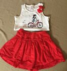 Gymboree Girls Outfit Size 8