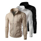 Profession Thermal Mens Sports Outdoor UV Protection Wind Coat Jacket Jersey Top