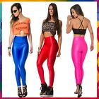 5 Colors NEW Women's Skinny High Waist Leggings Stretchy Pencil Trousers Pants W