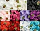 Pack of 175 - Highest Quality Satin Rose Petals Silk Style Wedding Confetti