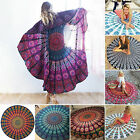 Indian Tapestry Wall Hanging Beach Mandala Hippie Gypsy Towel Yoga Mat Roundie