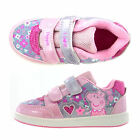 Girls Size 5 - 10 Pink Velcro Trainers PEPPA PIG Shoes NEW Calstock Infants