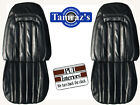 1977 Firebird Front Seat Upholstery Covers Deluxe Interior PUI New